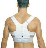 Cheap Magnetic Posture Support Corrector Back Pain Feel Young Belt Brace Shoulder