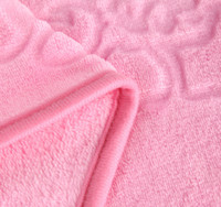 Wholesale Super soft microfiber bath towels superfine bath towel infant solid baby bath towel baby Blanket B997