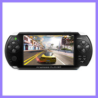 Wholesale Game console S5300 inch Android ARM Cortex A8 GMHz GB Game Center quot Game X quot inch