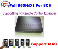 Wholesale HD Full D1 P H CH H Alarm Real Time Standalone CCTV Security Network DVR With HDMI MAC
