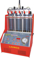 Wholesale HOT Launch CNC602A CNC a Fuel Injector Cleaner and Tester