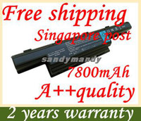 Wholesale Special Price cells laptop battery For Acer Aspire G Z G G