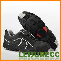 Wholesale Best Leisure Cycle Shoes Pair Mesh Rubber Men Size Color Breathable Anti Odor Free Shiping Bike Accessories