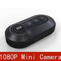 Wholesale H4000 New HD P Night Vision Mini Spy Camcorder Thumb DV Camera vibration function Recorder