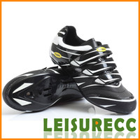 Wholesale Road Cycling Shoes Pair Mesh PVC Men Size Color Comfortable Breathable Free Shiping Cycling Accessories