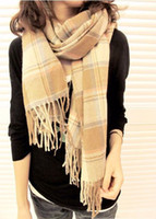 Wholesale sexy womens winter s knit Wool scarf Pashmina Ponchos scarves Wrap Shawl overlength scarves