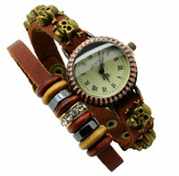Wholesale Promotion Cow leather watches women watches fashion High quality ROMA watch header hot sale in whole world