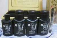 Wholesale 100 Original real result sunburst herbal hair Regrowth in1 shou bang Additional Hair Dense hair liquid