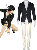 Wholesale Katekyo Hitman Reborn Lambo Cosplay Costume beach dress u8 DIm