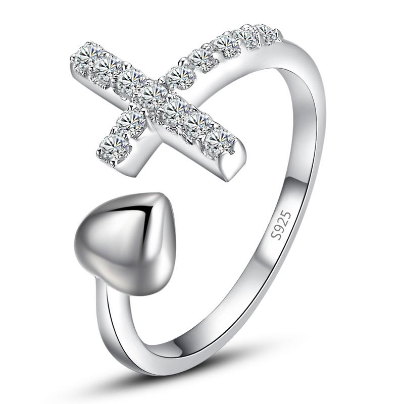 Pure Silver Rings For Women 925 Pure Silver Ring Keepsake