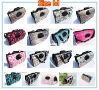 other dog stroller - Top Quality pet stroller hot sale Dog carrier bag collapsible pets bag colors for choose cm