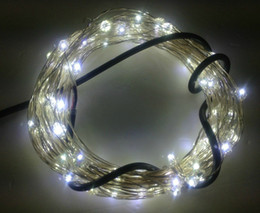 LED 12v low voltage wire light diamond snowflakes modelling article lights LED twinkle light lamp Christmas party Fairy wedding home garden