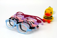 Wholesale New Arrival Children Glasses Frame TR90 Baby Eyewear Italian Designer Safety Kids Eyeglasses