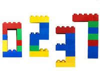 Wholesale 100 Large Size Building Blocks Building Sets Educational Toy Children s Gift