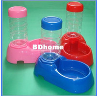 other other other Pet Dog Puppy Cat Kitten Rabbit Automatic Water Dispenser Food Dish Bowl Feeder