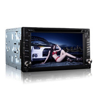 Wholesale Two Din Universal Car DVD Player with GPS Navigation DVB T WIFI G Surf Internet IPOD FM AM Radio Bluetooth AUX Function Dual Zone
