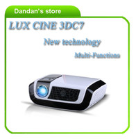 Wholesale Absolute Genuines New technology Multi Functions household projector with high quality screen lower price best choice for you