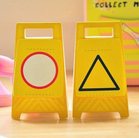 Wholesale Stop Sign Alarm Sticker Post It Bookmark Marker Memo Flag Index Tab Sticky Notes