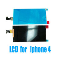Wholesale Retail LCD display retina for Iphone G dhl ems