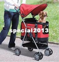 other dog stroller - Petsinn multifunctional pet stroller pet dog stroller trolley
