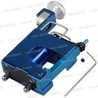 Wholesale Alloy Lightweight Tattoo Rotary Motor Machine Gun Blue LLY290