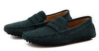 Men Mesh PVC British style MEN driving shoe New arrival suede leather shoes fashion walking shoes