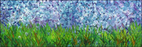 Wholesale Contemporary Oil Painting for Sale Green Grass Wall Art Paintings on Canvas Hand Painted High Quality Artwork for Wall Decoration Unframed