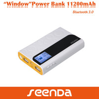 Wholesale Seenda mAh x USB External Battery Pack Charger Power Bank For LG Optimus X HD I7 I9 Nokia Lumia