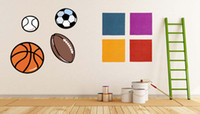 baby boy room decor - Soccer Ball Football Wall Sticker Decal Kids Baby Room Decor Sports Boy Bedroom