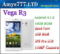Wholesale 5 quot SKY VEGA R3 Racer A850 Android Quad Core Cell Phone IPS Screen GB RAM GB ROM G WCDMA G LTE Android Phone