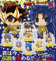 Wholesale Saint Seiya Petit Chara Land Gold Temples Part Full Set of Figure