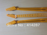 Wholesale tele electric guitar neck in maple wood nice finishing