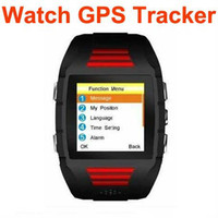 Wholesale Personal TK209 Quad Band Global Watch Locator GPS Kids Tracker Watch GSM GPRS Watch Tracker SOS Two Way Calling Children