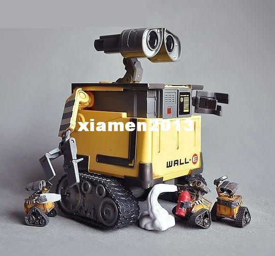 Wall E Toys : Online cheap cm deformable wall e toys pvc anime figure
