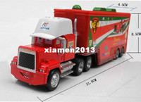 Wholesale Only trucks Pixar Cars alloy and plastic Francesco Bernoulli toy car plastic Mack truck toy