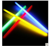 Wholesale Our cm rod straight fluorescent chemical liquid glo sticks our Halloween party supplies