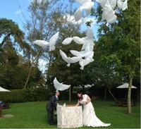 Wholesale Popular White Dove Balloon Wedding Decoration White Wedding Balloons for Your Wedding Party