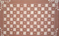 Wholesale 100 Hand Batik All Cotton x63 quot Table Cloth Cover Tapestry Throw Wall Decor