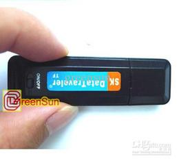 Wholesale New USB Memory Spy Ear Bug Audio Sound Recording Gadget Thumb Drive ASC