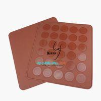 ECO Friendly silicone baking sheets - Silicone mat Macaron baking sheet Muffin Dessert DIY Mold