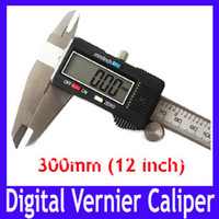 Wholesale High quality mm quot Digital CALIPER VERNIER GAUGE MICROMETER Digital Measure tool with LCD