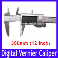 Wholesale 300mm Digital stainless steel caliper MOQ