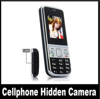 Wholesale New Spy Mobile Phone Camera DVR Camcorder mini DV with Motion Detection function GB card Free