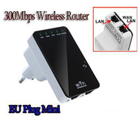 Wholesale Wireless N Router AP Repeater Client Bridge IEEE b g n Mbps EU Plug Mini