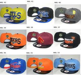 Wholesale NRL Snapback hats mixed order
