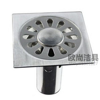 other   Two-site drain anti-odor stainless steel floor drain for washing machine bathroom hardware