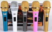Wholesale Microphone condenser microphone computer microphone karaoke OK Set Equipment