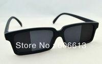 Fashion rear view sunglasses - FBIDetective Rear View Detective Mirror Mirrored Sunglasses Novelty Gadget