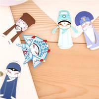 Wholesale New arrive set Creative Chinese bookmarks classical peking opera bookmark gift