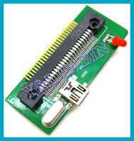 ide - ZIF CE or Micro IDE quot pin to Mini USB2 USB Adapter Converter